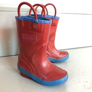 ⚓️VGUC- Toddlers' Puddle Stompers Rain Boots